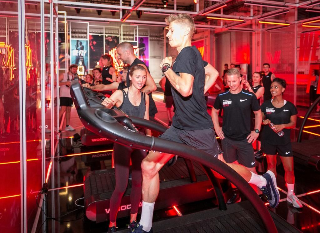 Maximilian Nike Fast Lab