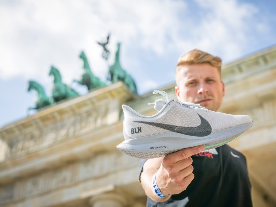 new style 1ce0a af5a4 NIKE ZOOM PEGASUS TURBO BERLIN & EPIC REACT PARIS: THE NO ...