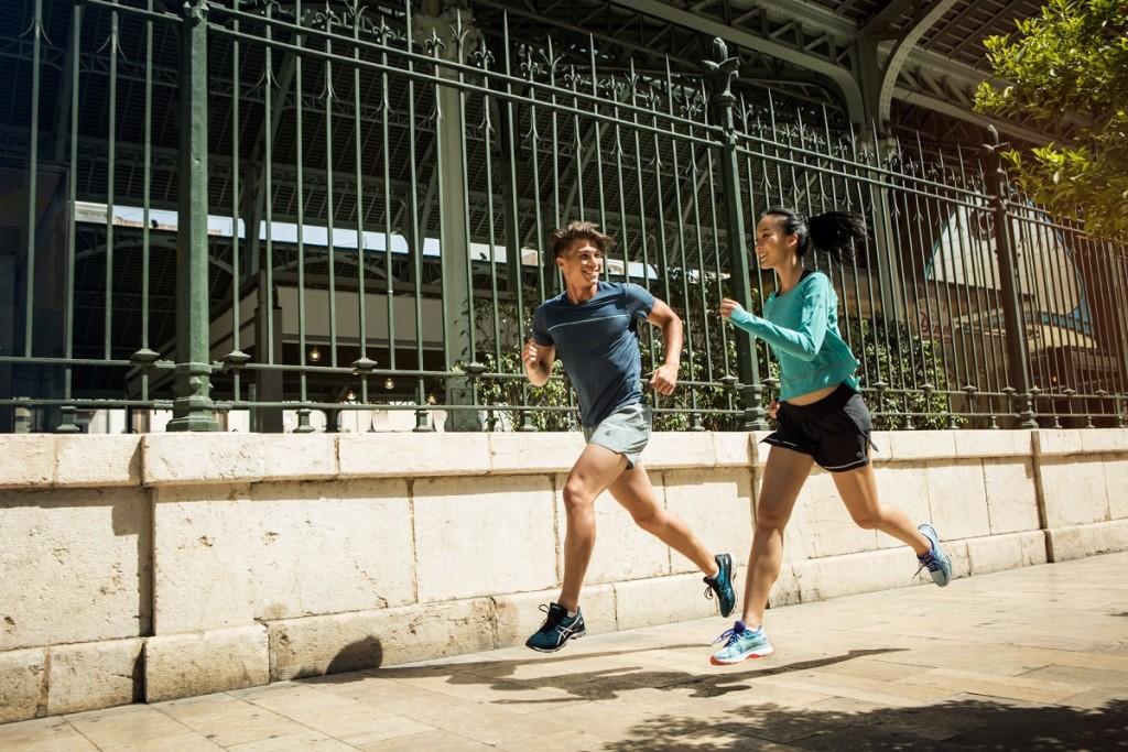 ASICS Nimbus 20 Running