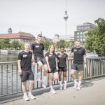 DAS KELLER SPORTS MARATHON TEAM - ROAD TO BERLIN