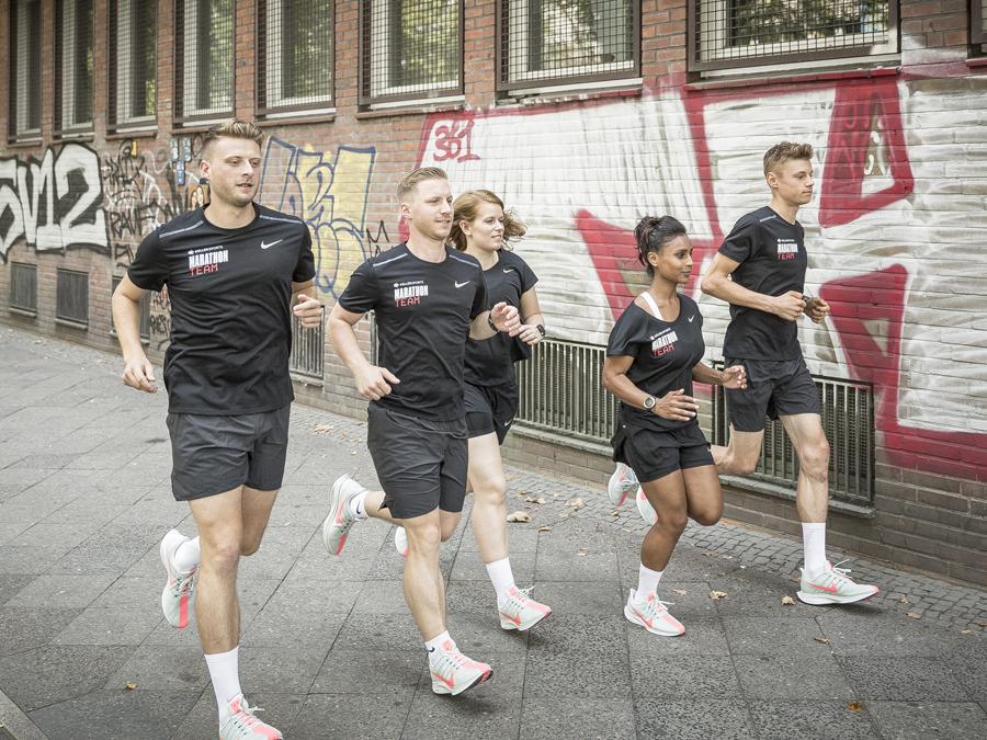 Keller Sports Marathon Team