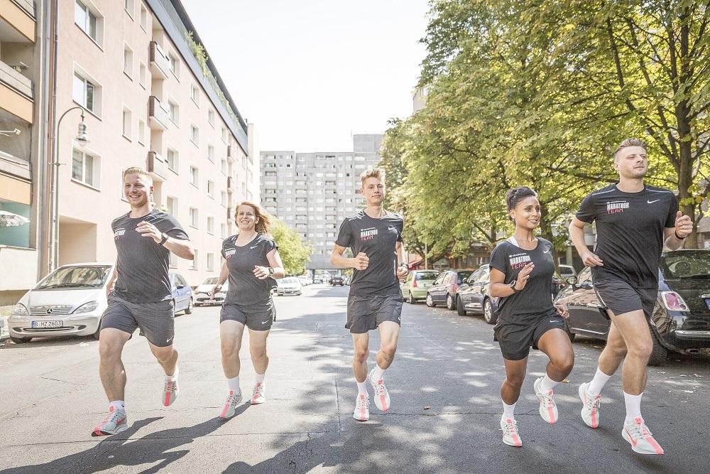Keller Sports x Nike Marathon Team
