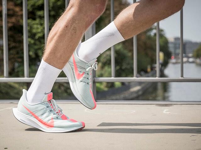 Nike ZoomX Pegasus Turbo Test 2018