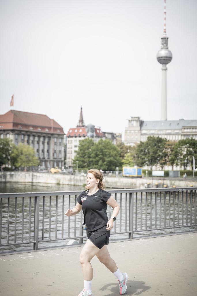 Steffi Keller Sports Marathon Team Berlin