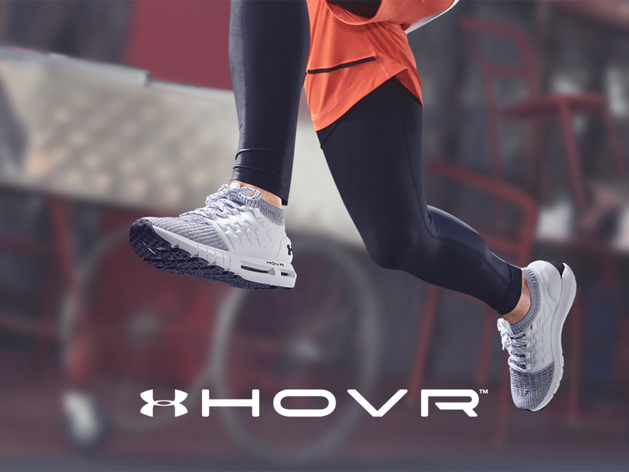 WAS IST DIE UNDER ARMOUR HOVR TECHNOLOGIE?