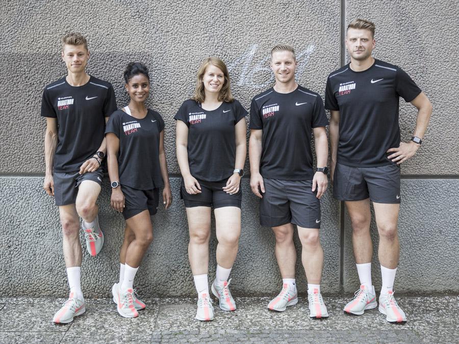 Keller Sports x Nike Marathon Team Berlin
