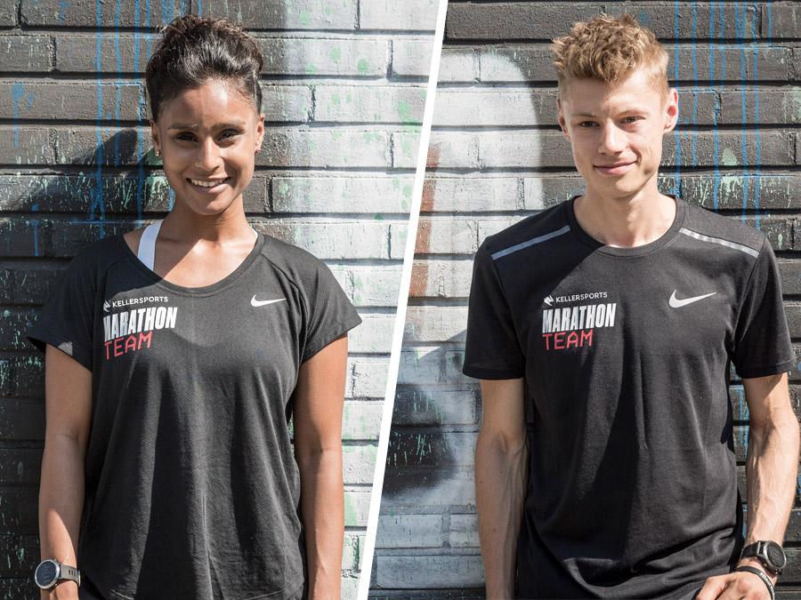 Krafttraining zur Marathonvorbereitung - Tipps von Julia und Max