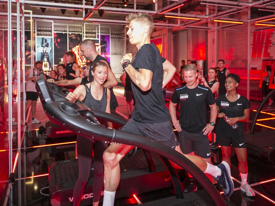 Keller Sports x Nike Marathon Team Max Running
