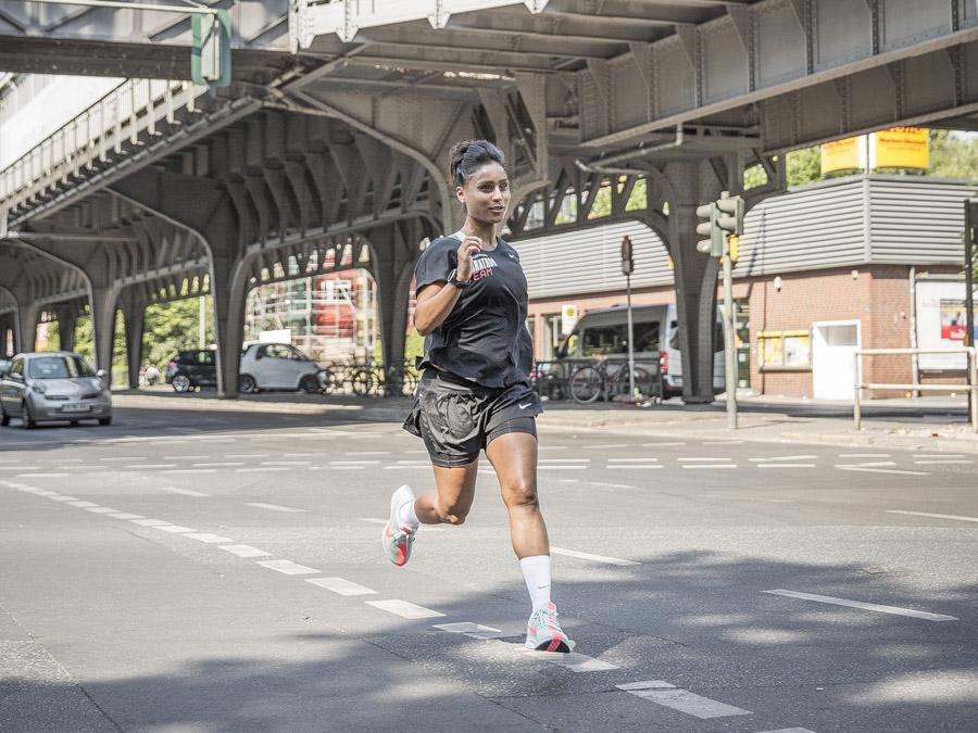 Keller Sports x Nike Marathon Team Julia