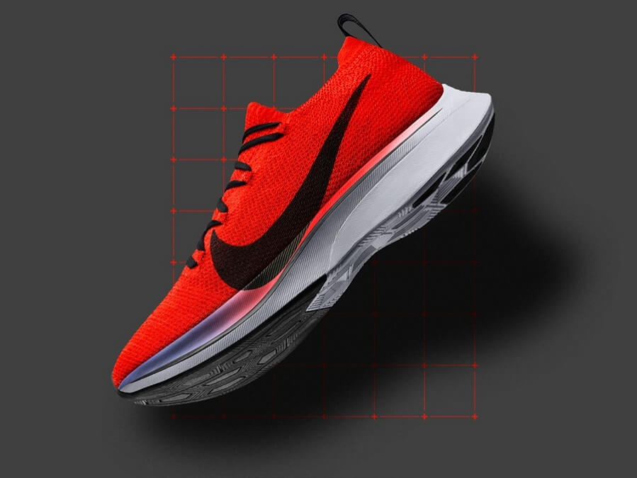 NIKE ZOOMX VAPORFLY 4% FLYKNIT: RE-LAUNCH MIT NEUEM COLORWAY ...