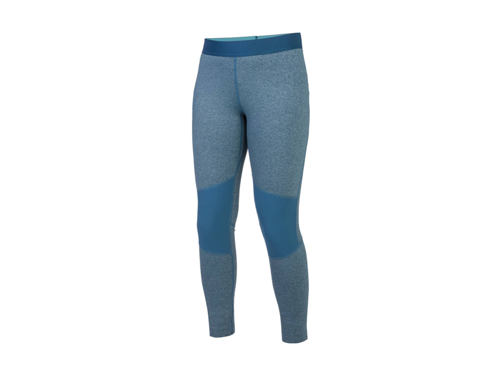 Salewa - Pedroc Winter PL women's Multisport Tight (blue)