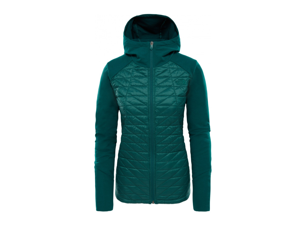 The North Face - Motivation ThermoBall Damen Funktionsjacke (grün)