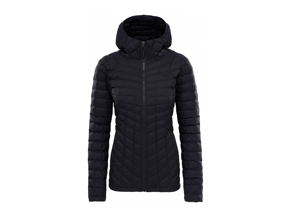 The North Face - ThermoBall Hoodie Damen Kunstfaserjacke (schwarz)