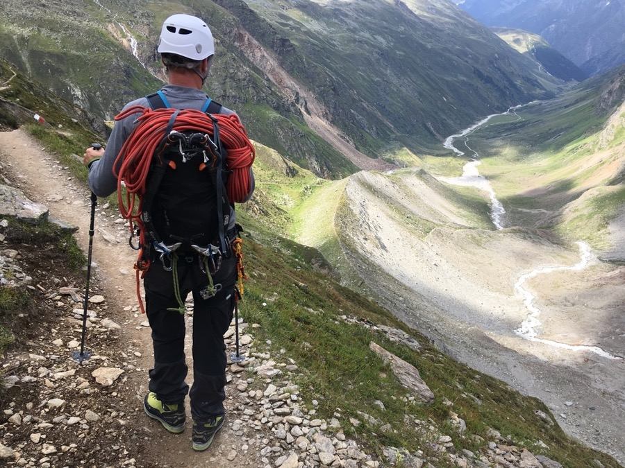 Osprey Mutant Bergtour