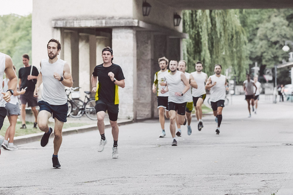sMiles München Marathon Running