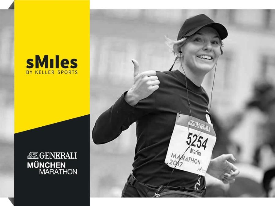 smiles München Marathon