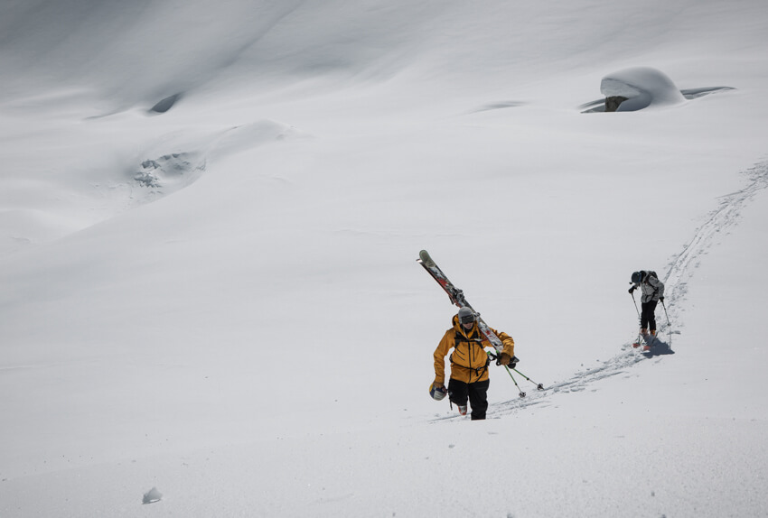 Markus Eder Freeride Skitour Interview