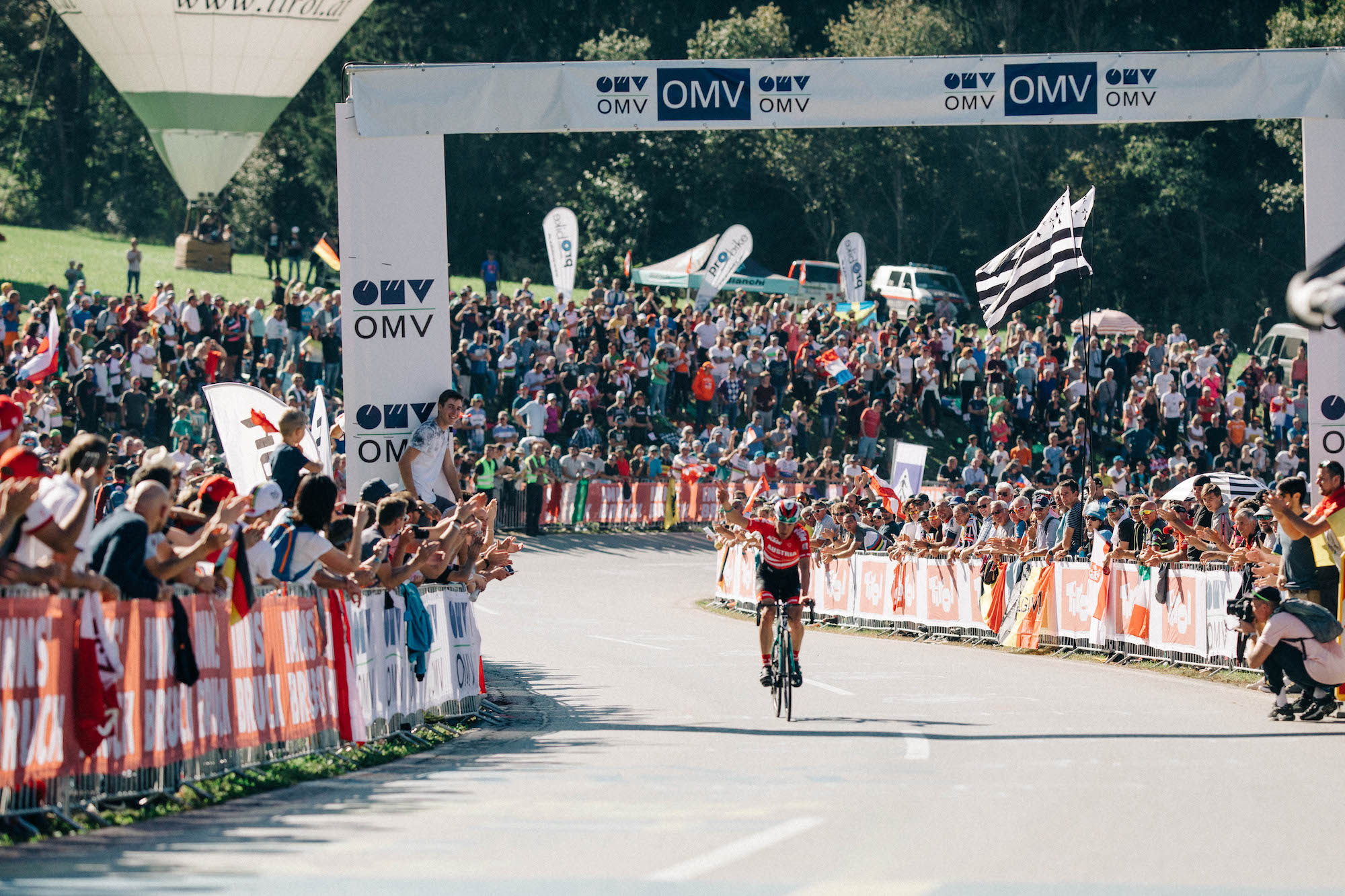 UCI-Straßenrad-Fans