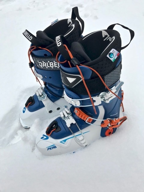 Dalbello Lupo AX 110 Skischuhe