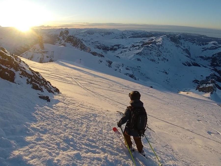 Franzi Skitour