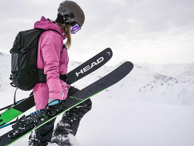 HEAD Kore Ski im Winter Test 2019 2020 für alle Freeride und Skifahrer