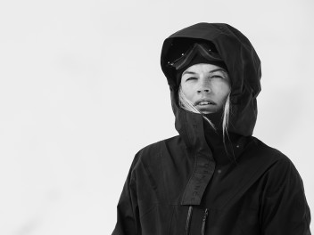 PEAK PERFORMANCE FREERIDE ATHLETIN HEDVIG WESSEL IM INTERVIEW