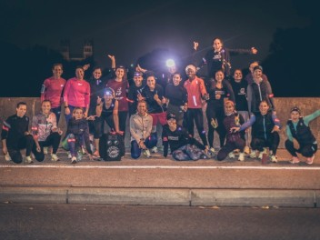 DIE BESTEN OUTDOOR FITNESS ÜBUNGEN  - DER BOOTCAMP RUN MIT DEN MIDNIGHT RUNNERS