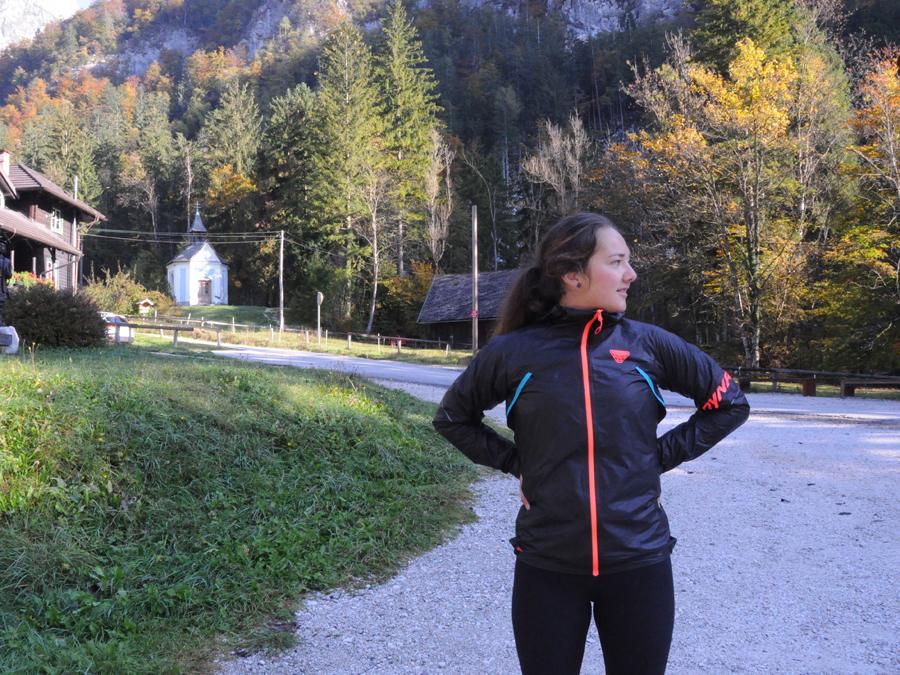Trailrunning in und um München mit der Dynafit Shakedry Jacke