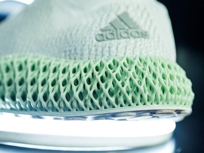 adidas ALPHAEDGE 4D Sohle nicht BOOST im white Sneaker mit neuem Release Date