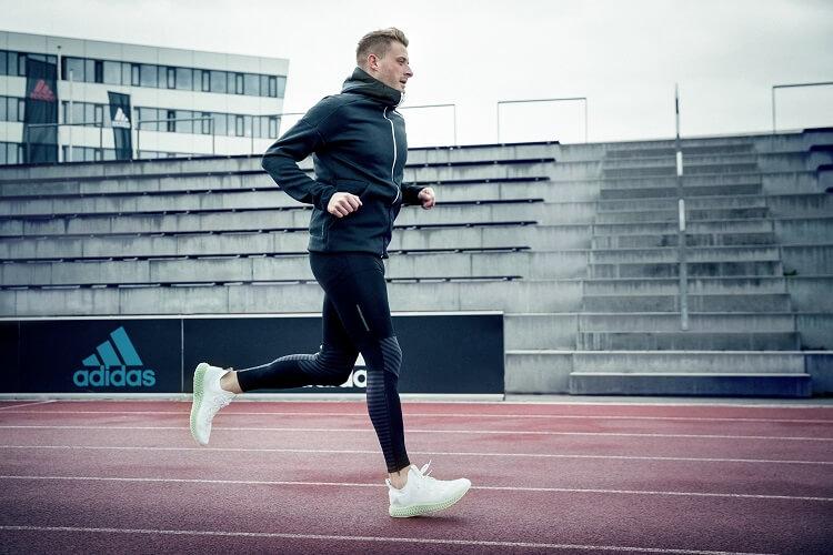 adidas ALPHAEDGE Test Sneaker oder Laufschuhe