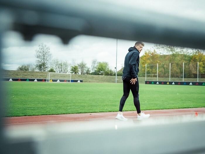 adidas ALPHAEDGE white 4D Test Laufschuhe oder Sneaker