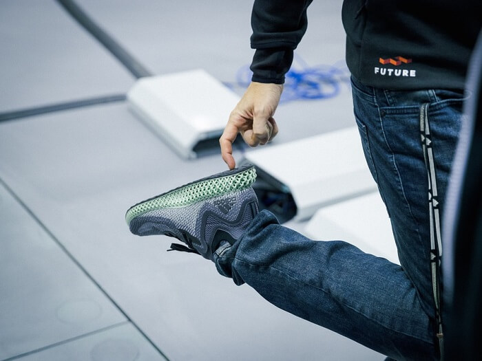 adidas FUTURECRAFT technologie AlphaEdge 4D white sneaker release date