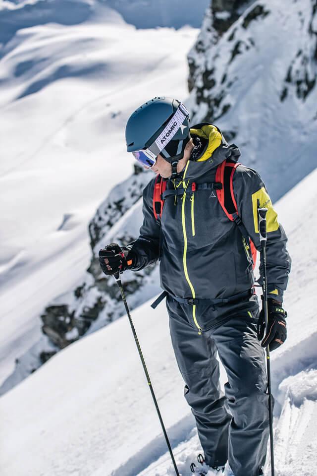 Benni Raich Skifahren Schöffel