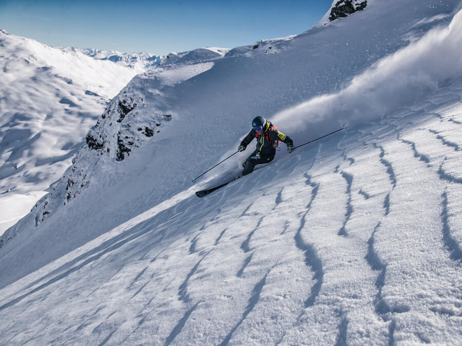 Benni Raich Tirol Skifahren Interview Schöffel