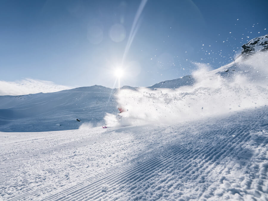 Benni Raich Tirol Skifahren