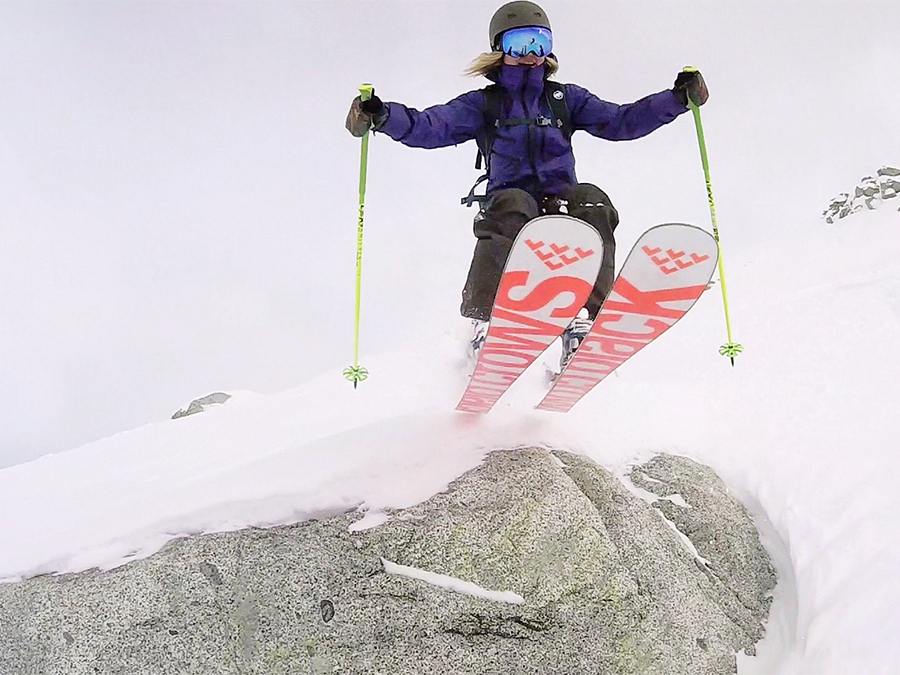 Freeride The North Face Steep Series