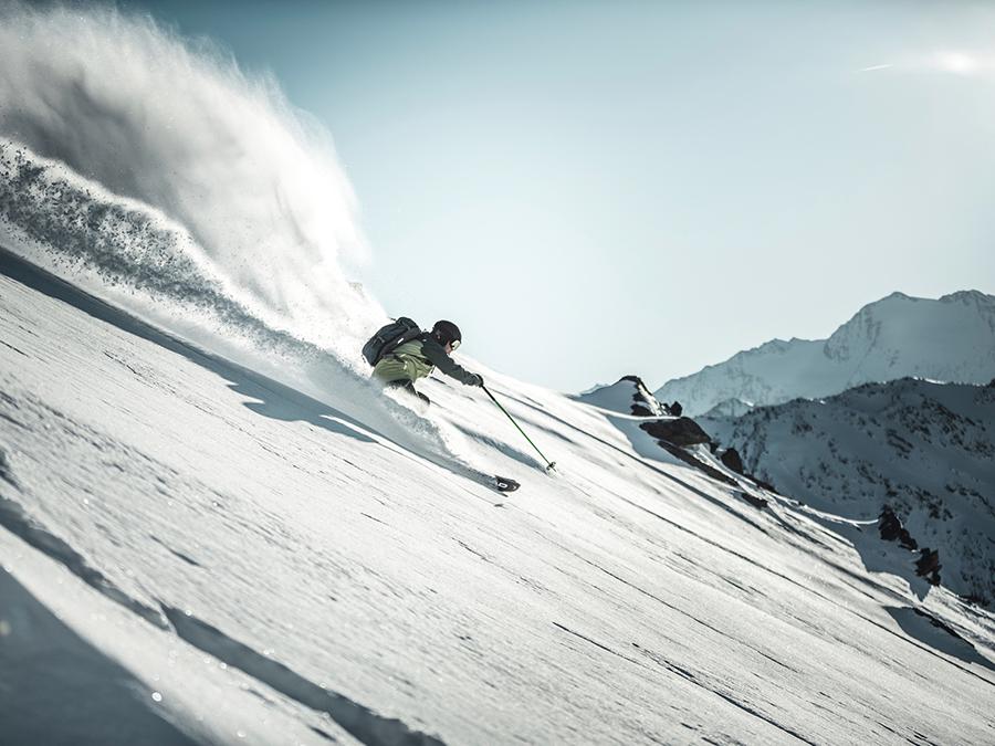 Ski Alpin oder Freeride? Zwei Ski Athleten von HEAD im Interview