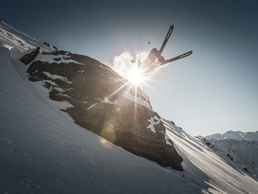 Head Ski Freeride Flo Gassner