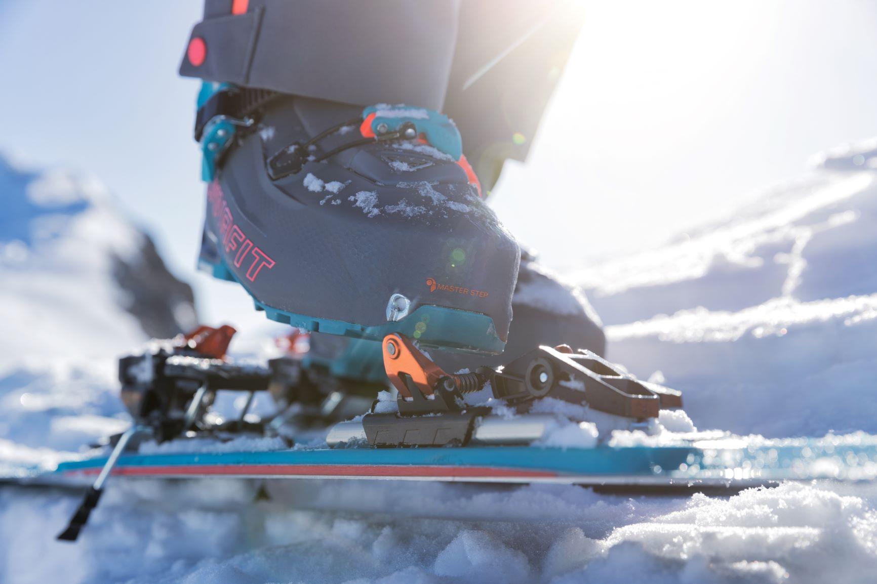 SkischuhfittingSkiboot