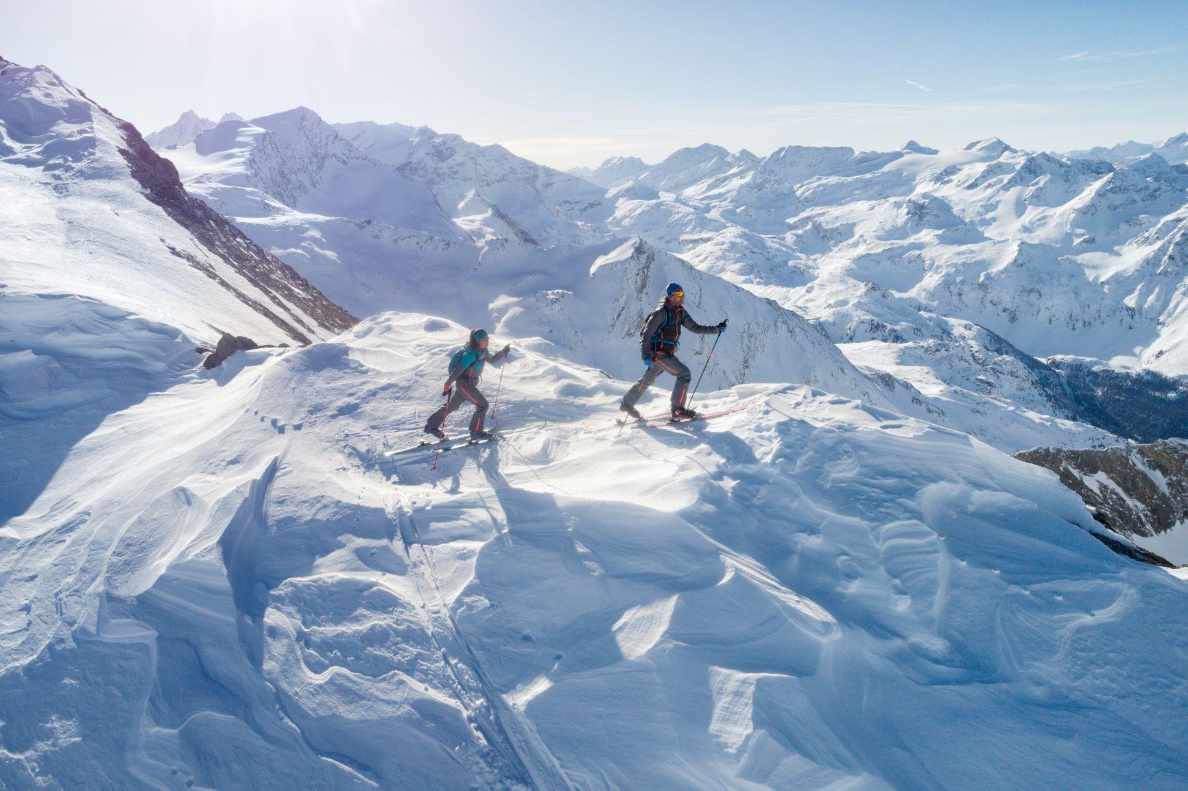 SkischuhfittingTouring