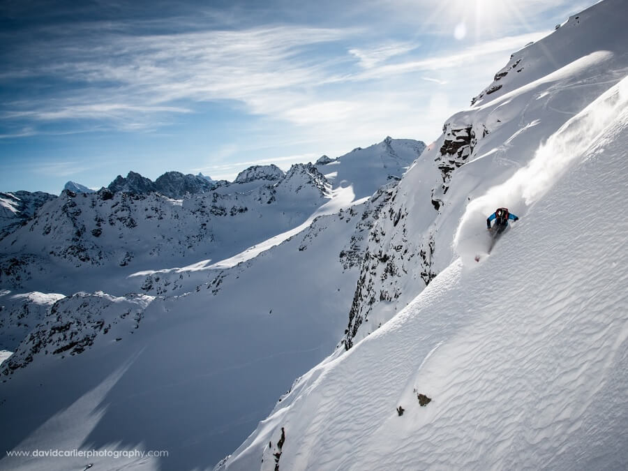 Steep Ski Marmot Athlet Gilles Sierro Turn Turns World Winter