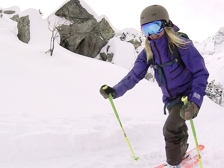 The North Face Ski Steep Series