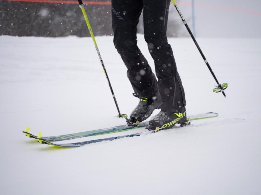 Dynafit-Skitourenausrüstung