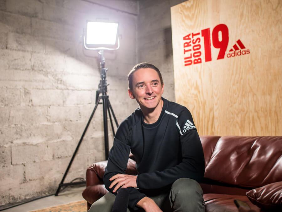 Matthias Amm - Senior Director Product adidas Ultraboost 19 running shoe 2019