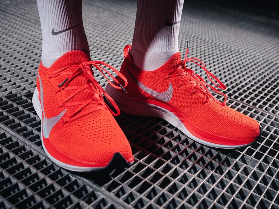 Nike Vaporfly 4% Flyknit Test New Running Laufen Schuh