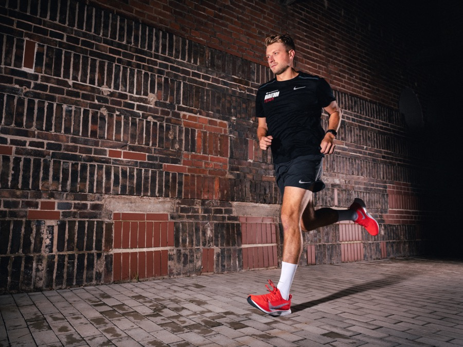 Nike Vaporfly 4% Flyknit besten laufschuhe Test New Running Laufen Schuh