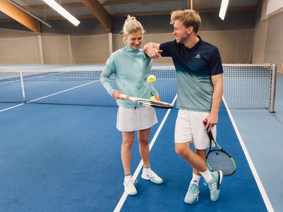 adidas Parley - Nachhaltige Styles für den Tenniscourt