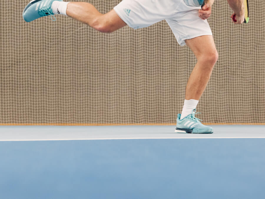 adidas x Parley for the Oceans Tennis Schuhe Herren Barricade