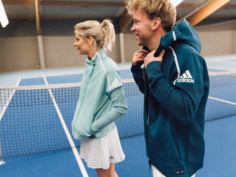 adidas x Parley for the Oceans Tennis Z.N.E
