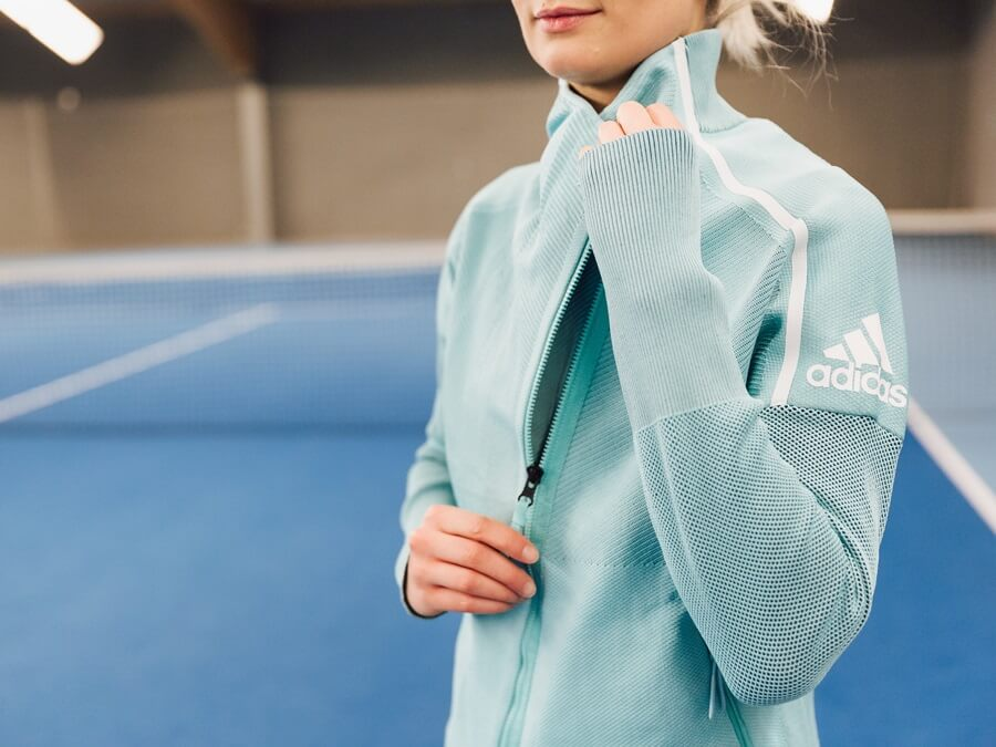 adidas x Parley for the Oceans Tennis Z.N.E. Hoodie Damen